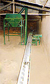 Vertical & Horizontal Screw Conveyors